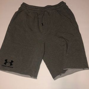 Under Armor Fleece Shorts